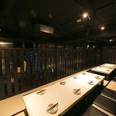 ●最大23名様!広々個室でご宴会をお楽しみください!
