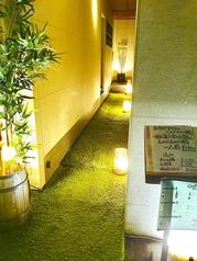 裏庭 URANIWA 研究学園店の写真
