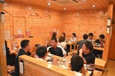 でかい焼き鳥と大阪の串カツ ビリケン商店の特集写真