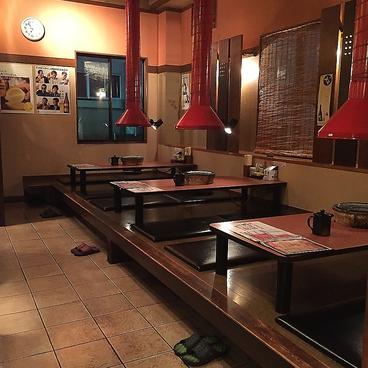 焼肉太郎 七宝店の雰囲気1