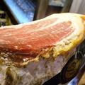 料理メニュー写真スペイン産 ハモンセラーノ