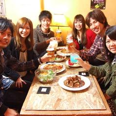 ベアパウ cafe Dining Bear Pawの雰囲気1