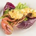 料理メニュー写真オマール海老のテルミドール