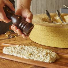 料理メニュー写真チーズ屋さんのチーズリゾット