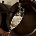 樽生スパークリングワインを使ったオリジナルカクテルも♪