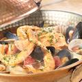 料理メニュー写真魚介のカタプラーナ
