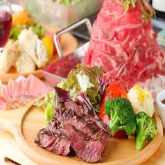 肉バル×完全個室 ビーフ KURA 蔵 長野駅前店のコース写真