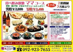 フォーシーズンミラン 六本松店のコース写真