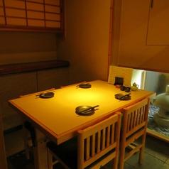 女子会や仕事終わりの気軽な飲み会に♪♪テーブル席も完備!