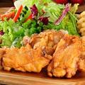 料理メニュー写真「ガッツリ」鶏の唐揚げ