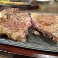 料理メニュー写真リブロースステーキ200g