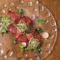 料理メニュー写真佐渡産 鮮魚のカルパッチョ