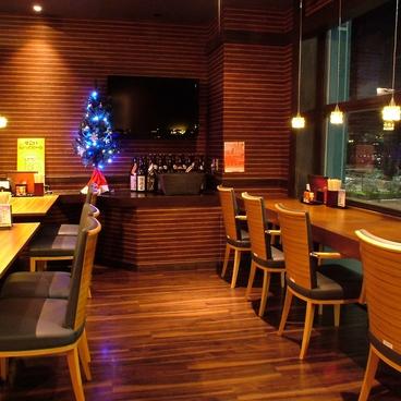 梵天食堂 泉中央駅ビル店の雰囲気1