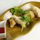 料理メニュー写真海老とエシャロット 生姜のライスペーパー揚げ春巻き