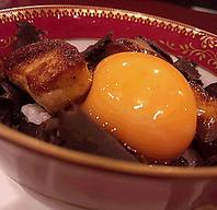 特製トリュフの卵かけごはん