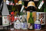 青森県産地酒・焼酎を…