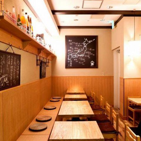 日本酒バル 蔵よし 品川店 店舗イメージ4