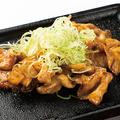 料理メニュー写真ピリ辛味噌とんちゃん