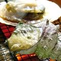 料理メニュー写真炭火焼海鮮4種盛り