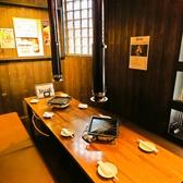 雰囲気抜群の完全個室完備♪4名様~10名様までご利用いただけます!女子会や宴会などどんなシーンにもご利用いただけます!