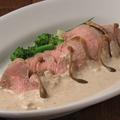 料理メニュー写真ヴィテッロトンナート 冷製仔牛モモ肉のツナソース