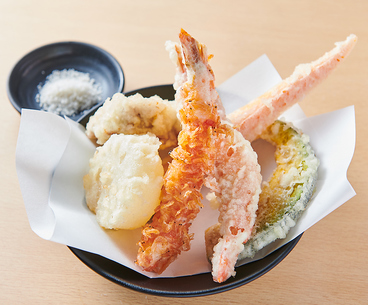 天ぷら さいとう 神田本店のおすすめ料理1
