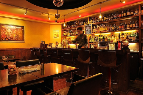 麻布十番BAR新海 a.k.a Hidden Lounge