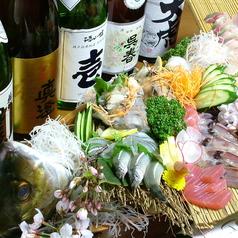 魚旬・磯料理 いわし屋の特集写真