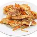 料理メニュー写真鶏肉の甘酢