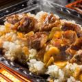 料理メニュー写真■GARI肉焼きめし