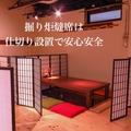 はたや 肉刺し もつ煮 天ぷら串 時々刺身の雰囲気1