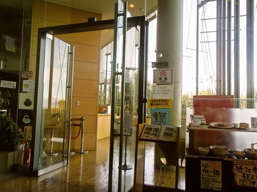 にほのうみ 滋賀県立琵琶湖博物館内の雰囲気1