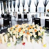 【10名様~】結婚式も大歓迎♪ウェルカムボード&バージンロードもご準備☆~貸切 パーティー 銀座シャンクレール  パノラマラウンジ~☆銀座 貸切 夜景
