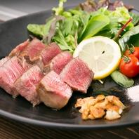 広島県産A5ランク牛をお気軽にお召し上りください…