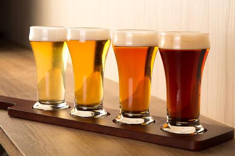 国産のクラフトビールをカジュアルにお楽しみください!