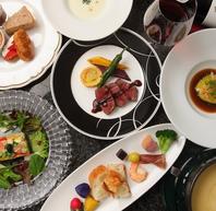 北海道の季節の旬の食材をコース仕立てで