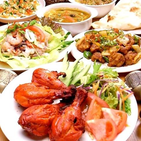Asian Cuisine ボエチェ ~Bhwe Chhen~ 西中島店