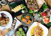 串と魚と酒 なると家