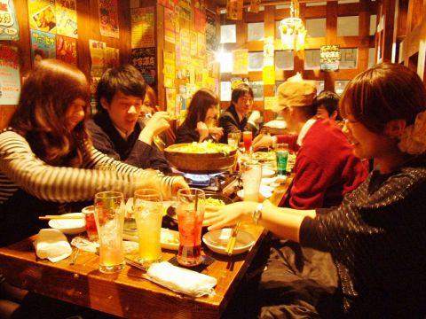 白石で飲み会をするなら『ボーンヘッズ』♪電話予約で2時間飲放980円が30分延長!