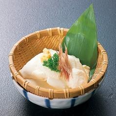 ざる豆富/揚げ出し餅/味湯豆腐