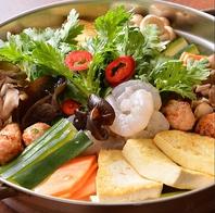 オモニ(母)の味を感じる絶品韓国料理