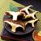 料理メニュー写真〈大分の逸品〉 豊後大椎茸の炭火炙り ーいくらおろしー