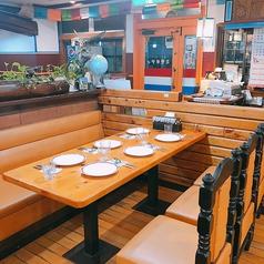 インドネパール料理 ミヤギディの雰囲気1