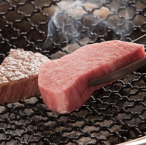 炭火焼ステーキ 天元
