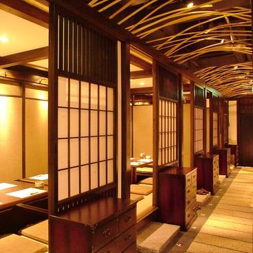 新潟の地酒と旬魚を味わえる美食空間 吟の蔵 ぎんのくらの雰囲気1