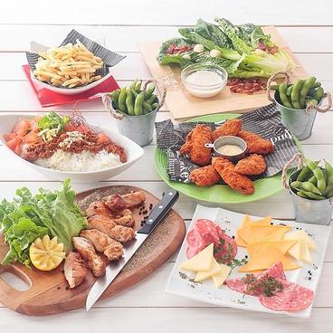 ビアカーニバル バドワイザーカーニバル ビアホール なんば千日前店のおすすめ料理1