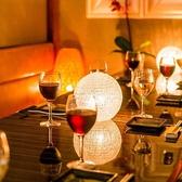 【中規模ご宴会にオススメ】2~80名様までご利用可能な個室席多数取り揃えております。情緒あふれる和モダンな雰囲気でゆったりご宴会をお楽しみください♪飲み会・女子会・合コン等にも最適です!最大90名様までの貸切ご予約も承ります。