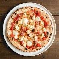 食べたいピッツァを選べるコースが魅力的!