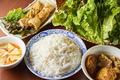 料理メニュー写真ブン・チャ―ハノイ