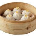 料理メニュー写真上海蟹味噌小籠包 4個/6個
